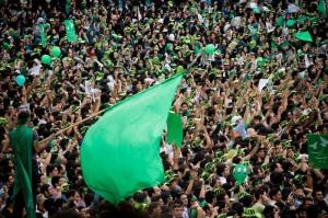 Revolução Verde no Irão em 2009
